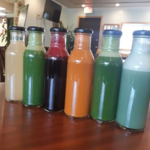 rejuvenating juice cleanse